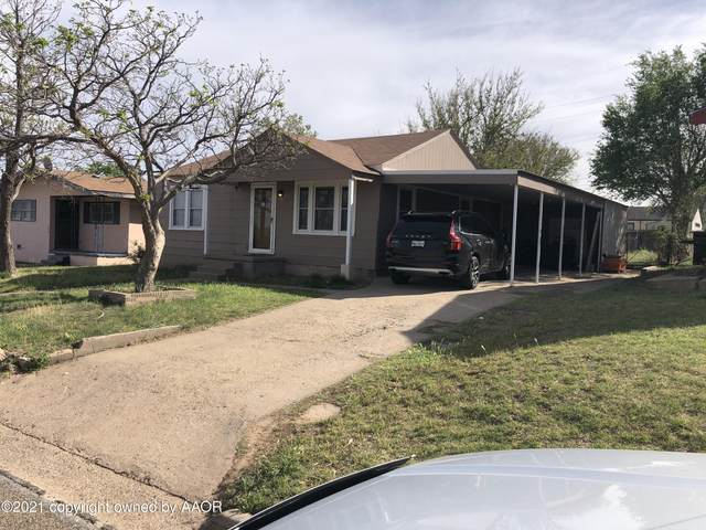 212 Garrett St., Borger, TX 79007 (#21-2420) :: RE/MAX Town and Country