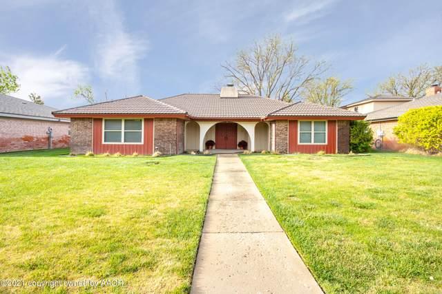 6307 Fulton Dr, Amarillo, TX 79109 (#21-2424) :: Elite Real Estate Group