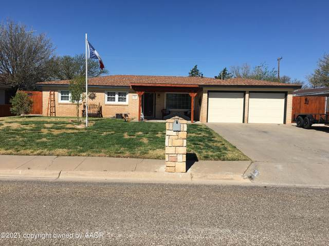 213 Elm, Hereford, TX 79045 (#21-2437) :: Elite Real Estate Group