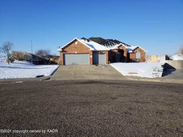 2103 Foothill Dr, Amarillo, TX 79124 (#21-244) :: Lyons Realty