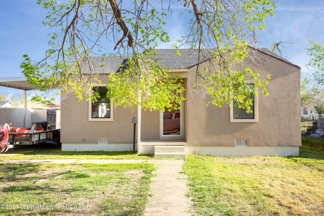 3607 22ND Ave, Amarillo, TX 79107 (#21-2443) :: Meraki Real Estate Group