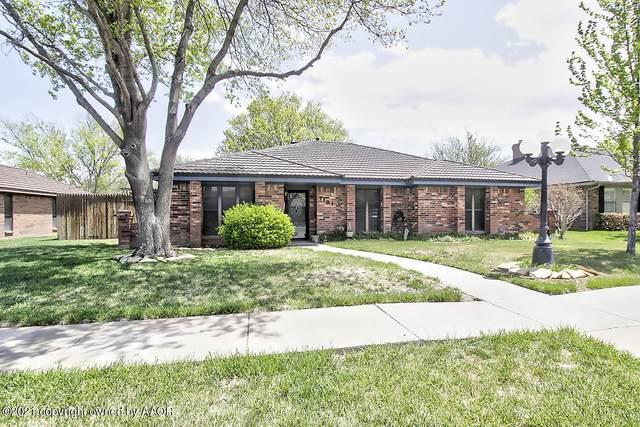 7101 Birkshire Dr, Amarillo, TX 79109 (#21-2453) :: Elite Real Estate Group
