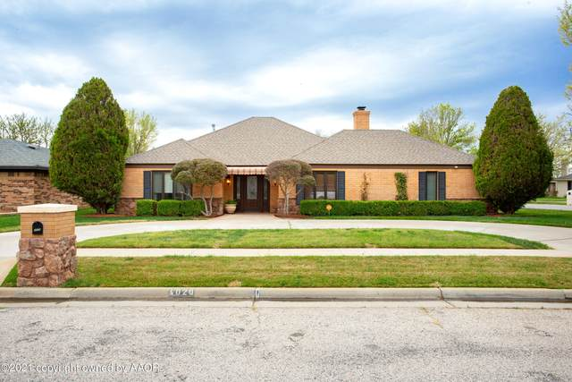 4020 Montague Dr, Amarillo, TX 79109 (#21-2484) :: Elite Real Estate Group