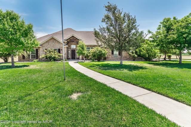 9151 Bridle Trails Dr, Bushland, TX 79119 (#21-250) :: Elite Real Estate Group