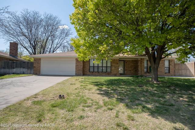 5314 Radiant Ln, Amarillo, TX 79109 (#21-2519) :: Elite Real Estate Group