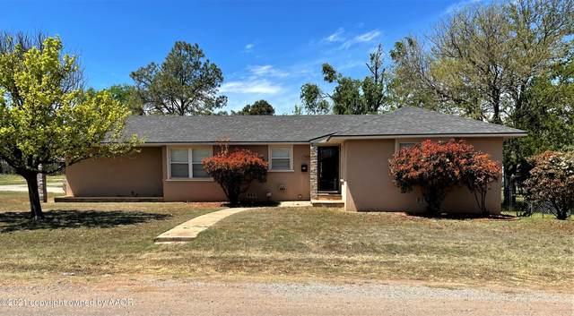 901 Houston St, Shamrock, TX 79079 (#21-2524) :: Lyons Realty
