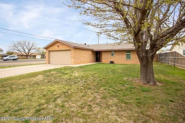 3601 32ND Ave, Amarillo, TX 79103 (#21-2526) :: Keller Williams Realty