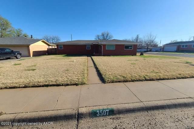 3507 Westlawn Ave, Amarillo, TX 79102 (#21-2527) :: Elite Real Estate Group