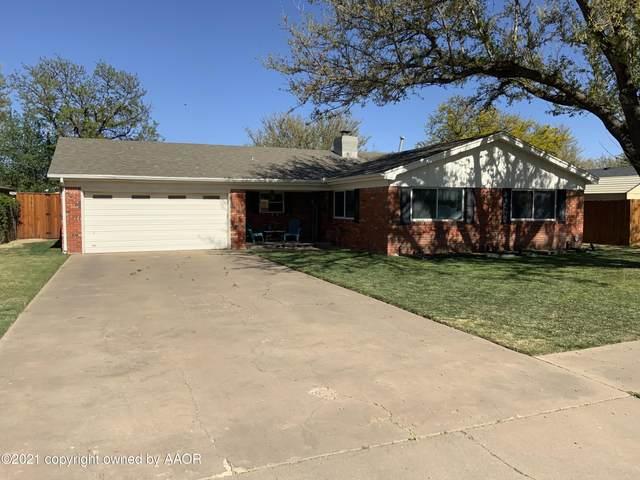 4615 Oregon Trl, Amarillo, TX 79109 (#21-2537) :: Elite Real Estate Group