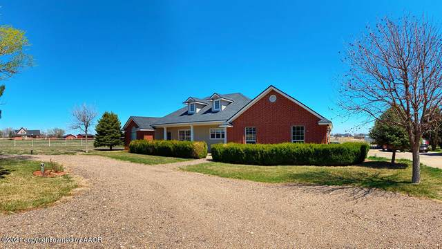 308 Country Club Dr, Canyon, TX 79015 (#21-2541) :: RE/MAX Town and Country