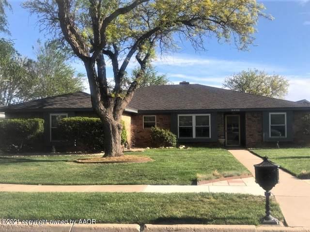 5803 Stone Dr, Amarillo, TX 79109 (#21-2552) :: Lyons Realty