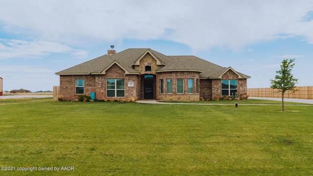 8821 Lupine Dr, Amarillo, TX 79119 (#21-2564) :: Elite Real Estate Group