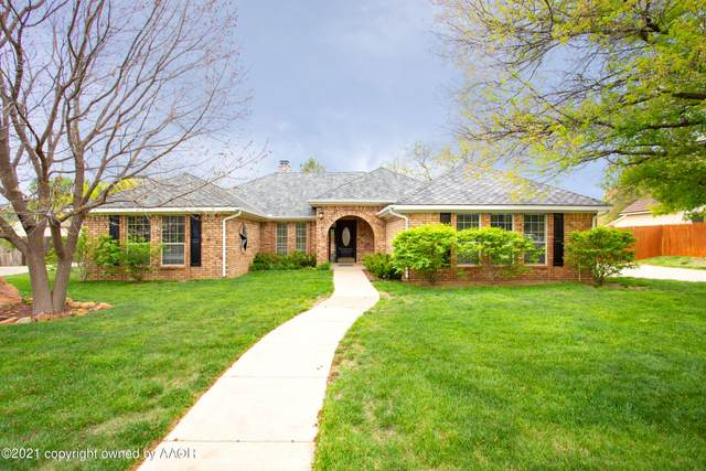 7 Bunker Pass, Canyon, TX 79015 (#21-2582) :: Elite Real Estate Group