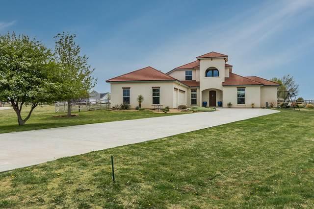 2805 Antelope Ridge, Canyon, TX 79015 (#21-2585) :: Lyons Realty