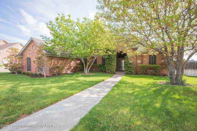 10 Carnoustie Ln, Amarillo, TX 79124 (#21-2589) :: Keller Williams Realty