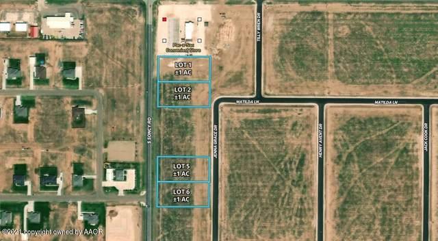 14950 Jenna Grace Dr, Amarillo, TX 79119 (#21-2591) :: Elite Real Estate Group