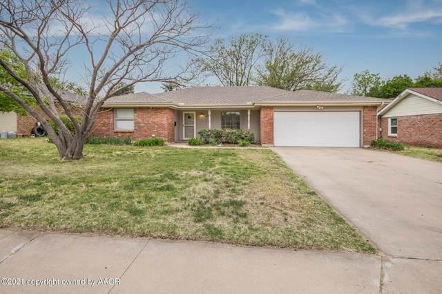 4010 Terrace Dr, Amarillo, TX 79109 (#21-2603) :: Lyons Realty