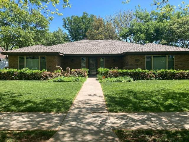 6314 Ridgewood Dr, Amarillo, TX 79109 (#21-2604) :: Keller Williams Realty