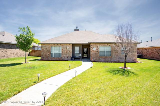 6207 Crockett St, Amarillo, TX 79118 (#21-2608) :: Elite Real Estate Group
