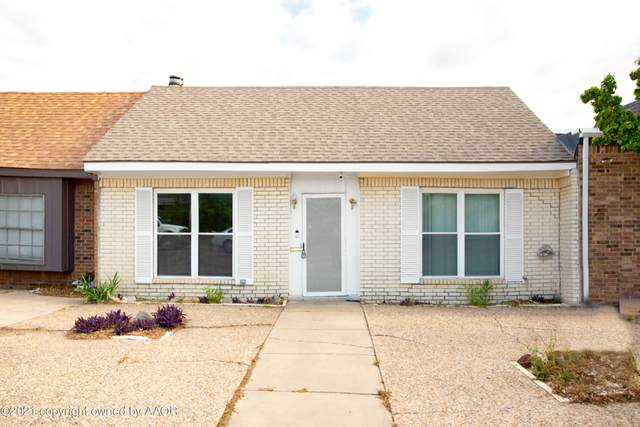 3128 28TH Ave, Amarillo, TX 79109 (#21-2615) :: Meraki Real Estate Group