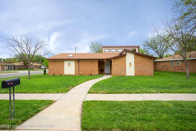 3301 Winton Dr, Amarillo, TX 79121 (#21-2616) :: Lyons Realty