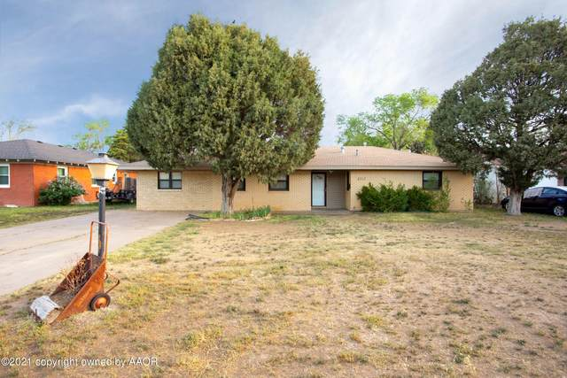 2517 9TH Ave, Canyon, TX 79015 (#21-2617) :: RE/MAX Town and Country