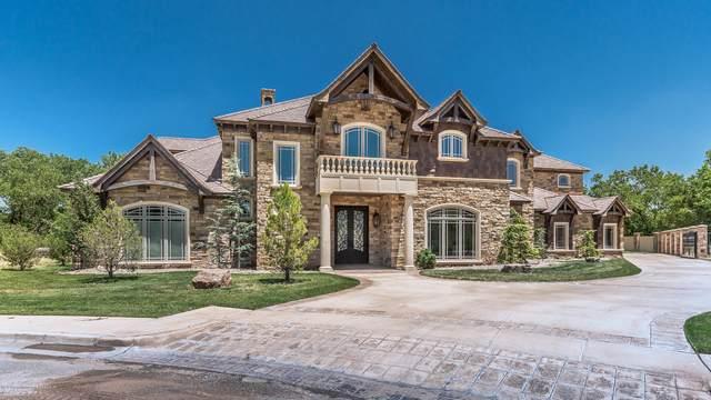 43 Merion Pl, Amarillo, TX 79124 (#21-2620) :: Keller Williams Realty