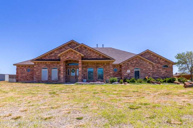 19221 Sonoma Dr, Canyon, TX 79015 (#21-2622) :: Elite Real Estate Group