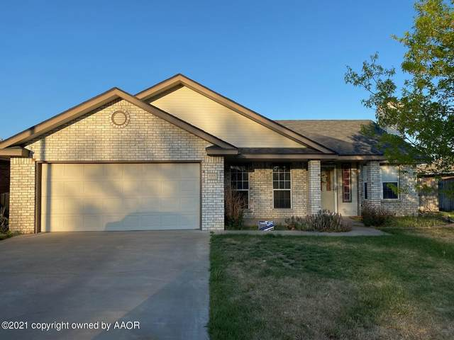 1915 Harbour, Dalhart, TX 79022 (#21-2631) :: Elite Real Estate Group