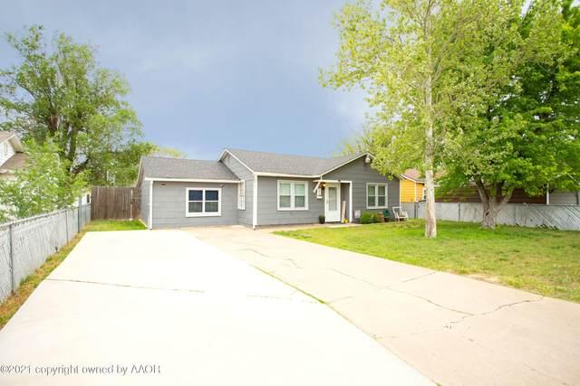 1957 Marrs St, Amarillo, TX 79103 (#21-2639) :: Elite Real Estate Group