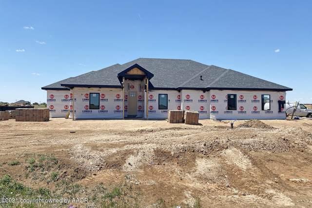 15370 Anna Kate Dr, Amarillo, TX 79119 (#21-2649) :: Elite Real Estate Group