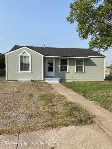 3617 17TH Ave, Amarillo, TX 79107 (#21-265) :: Live Simply Real Estate Group