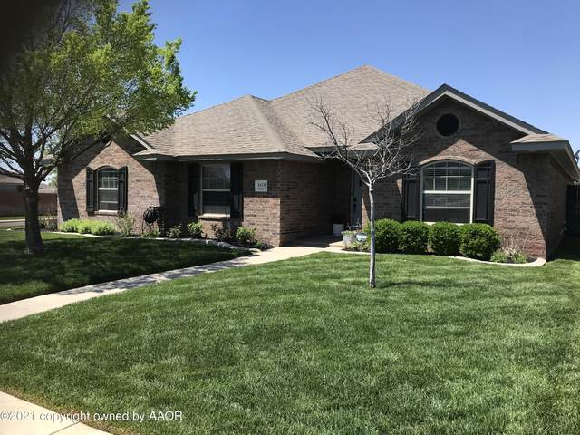 8410 Little Rock Dr, Amarillo, TX 79118 (#21-2661) :: Live Simply Real Estate Group