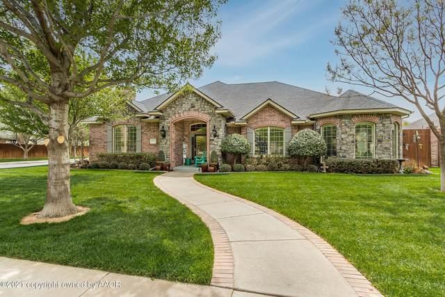 7901 London Ct, Amarillo, TX 79119 (#21-2670) :: Elite Real Estate Group