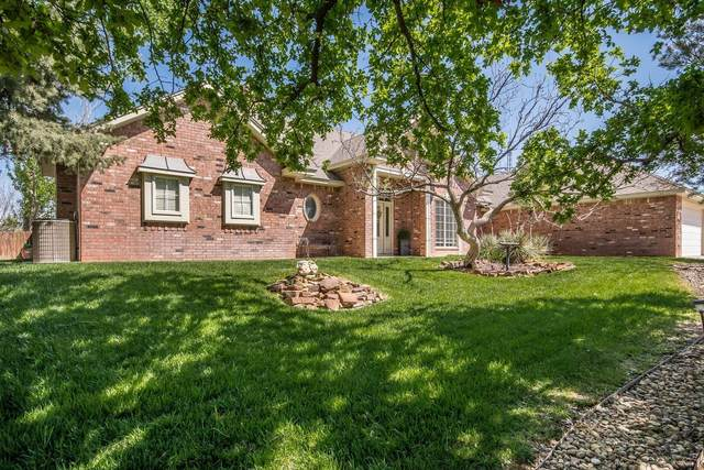 254 Timbercreek Dr, Amarillo, TX 79118 (#21-2676) :: Live Simply Real Estate Group