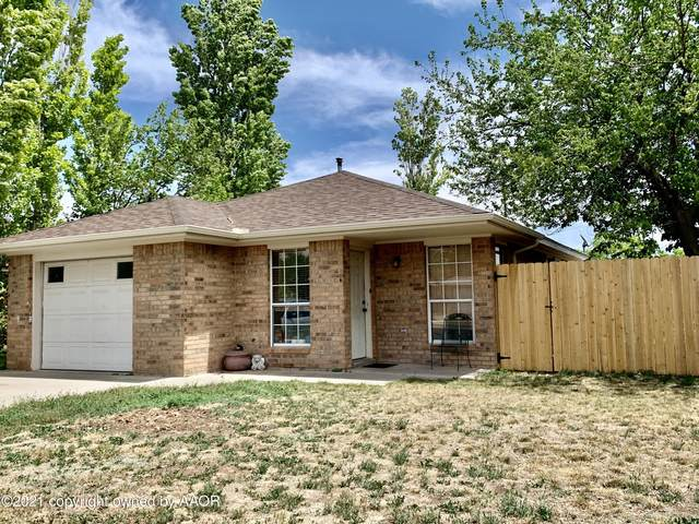 7009 Benwood Sq, Amarillo, TX 79109 (#21-2693) :: Live Simply Real Estate Group