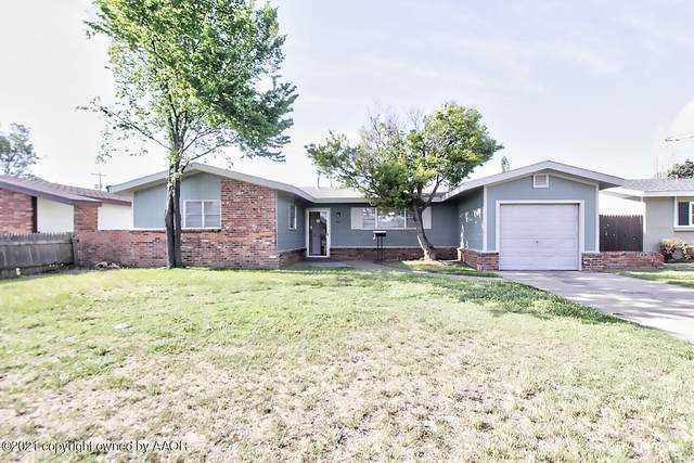 4811 Hall Ave, Amarillo, TX 79109 (#21-2705) :: RE/MAX Town and Country