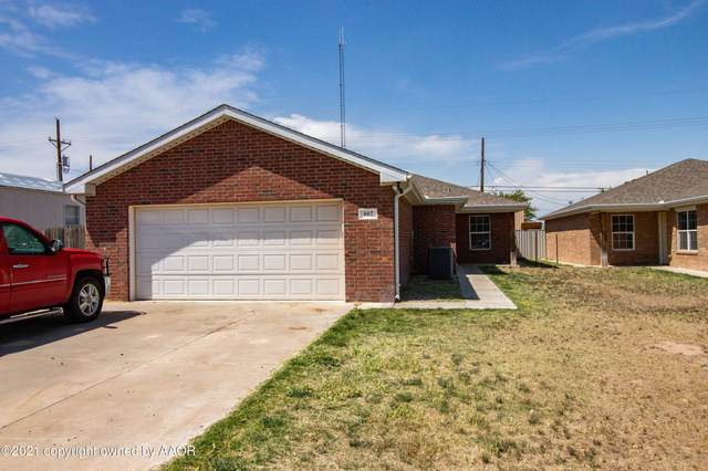 807 3RD Ave, Canyon, TX 79015 (#21-2711) :: Elite Real Estate Group