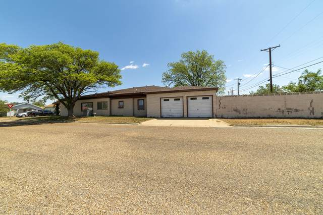 521 Lee St, Borger, TX 79007 (#21-2716) :: RE/MAX Town and Country