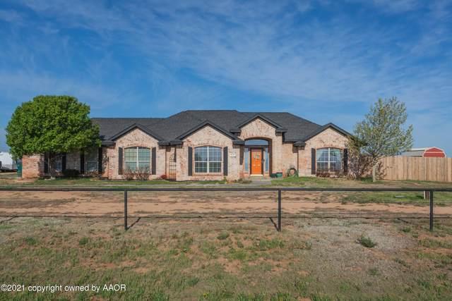 16450 Dove Prairie Rd, Amarillo, TX 79015 (#21-2727) :: Elite Real Estate Group
