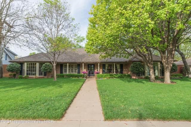 3516 Danbury Dr, Amarillo, TX 79109 (#21-2728) :: Elite Real Estate Group
