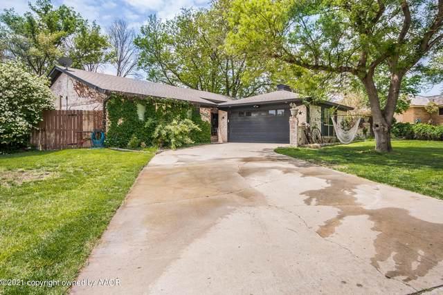 23 Eagle Pass, Canyon, TX 79015 (#21-2730) :: Elite Real Estate Group