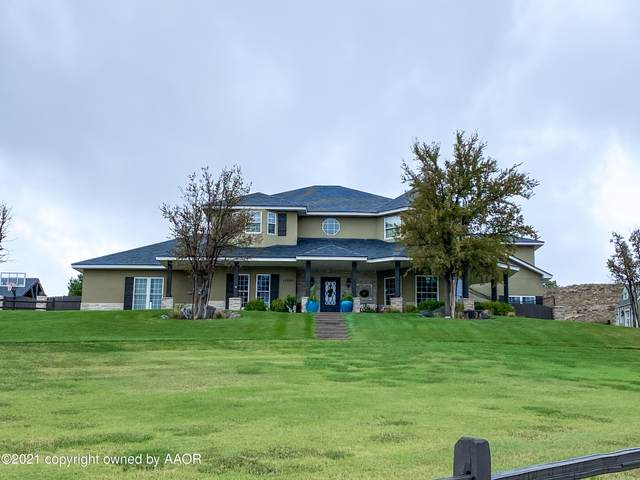 11800 Drippin'springs Trl, Amarillo, TX 79124 (#21-2733) :: Elite Real Estate Group