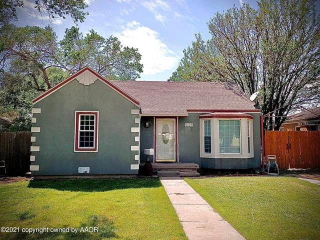 1502 Parker St, Amarillo, TX 79102 (#21-2741) :: Elite Real Estate Group