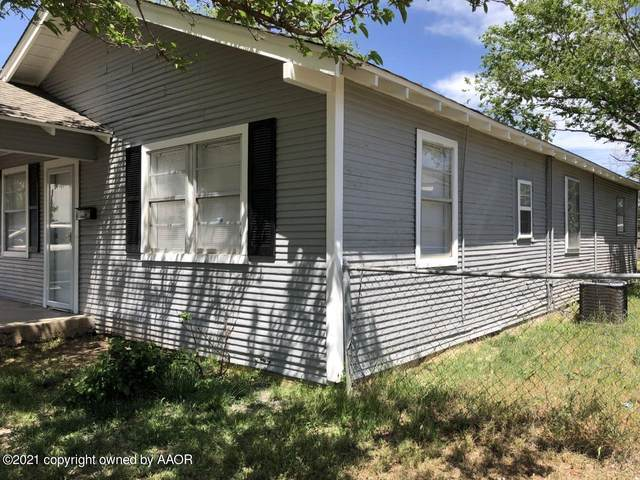 3505 Polk St, Amarillo, TX 79110 (#21-2744) :: Elite Real Estate Group
