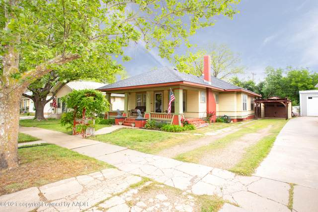 1715 Tyler St, Amarillo, TX 79102 (#21-2760) :: Meraki Real Estate Group
