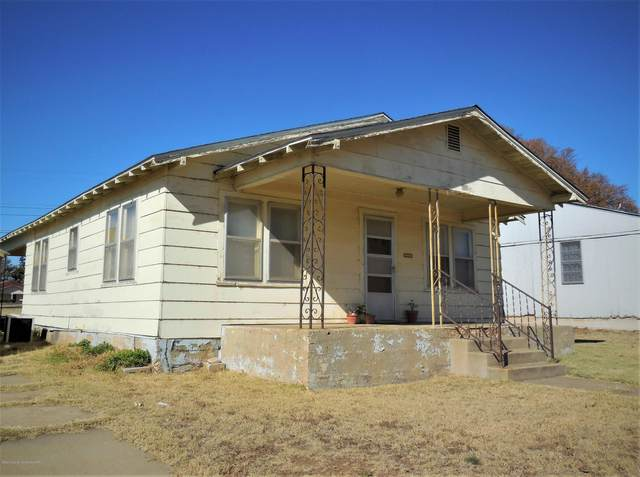 709 Main St, Shamrock, TX 79079 (#21-2766) :: RE/MAX Town and Country