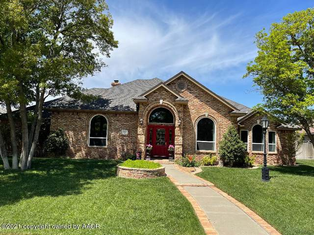 7004 Rochelle Ln, Amarillo, TX 79109 (#21-2785) :: Live Simply Real Estate Group