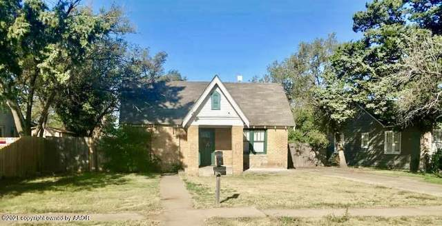 926 Crockett St, Amarillo, TX 79102 (#21-2790) :: Live Simply Real Estate Group
