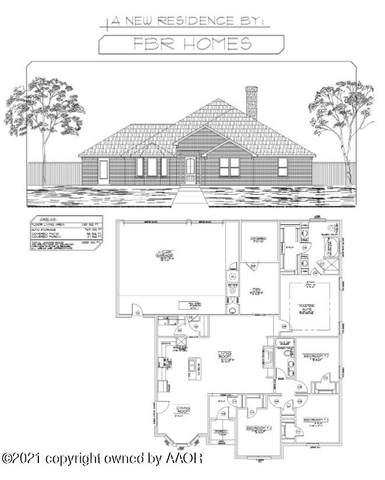 2706 Atlanta Dr, Amarillo, TX 79118 (#21-2802) :: Live Simply Real Estate Group